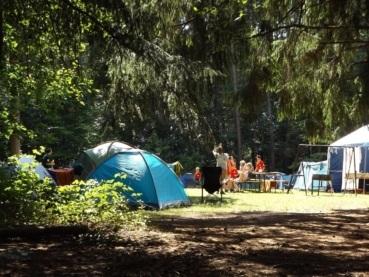 ピクニックキャンプ