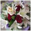 バレンタインにくれた花